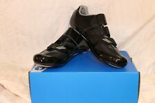 New Giant Phase Composite Sole Road Cycling Shoes Black/Silver
