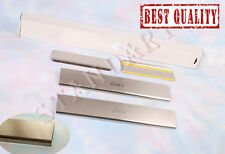 Hyundai Getz 5D 2002-10 Stainless Steel Door Sill Entry Guard Covers Protectors