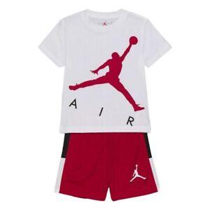 NIKE Set Air Jordan Jumpman Big Air 85A390-R78 White/Red Mod. 85A390-R78