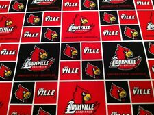 NCAA University Of Louisville Cardinals Bandana Handmade