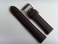 FOSSIL Bracciale in Pelle di ricambio originale me1123 Cinturino Watch Strap Marrone 22 mm