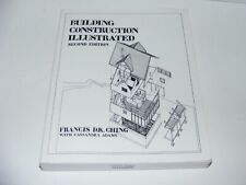 Building Construction Illustrated Francis D K Ching 2nd Home Design Architecture