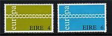 Ireland 1971 Europa SG 302/3 MNH