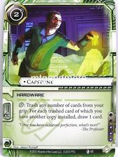 Android Netrunner LCG - 1x Capstone  #068 - True Colors