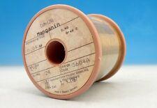 200ft 60m E MANGANIN 46AWG 0.04mm 362.4 Ω/m  110 Ω/ft Resistance WIRE