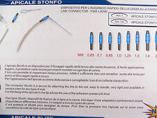 2 Apicali Stonfo per l'aggancio rapido alla canna 2,6 agonismo canna fissa