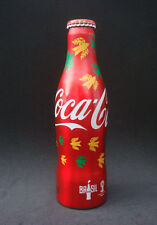Coca WORLD CUP Aluminum Bottle Thailand Aluminium LMT Full Bottle no.1