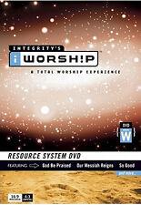 DVD iWorship Resource System Volume W