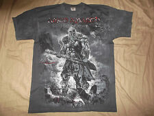 AMON AMARTH-SHIRT ALLOVER JOMSVIKING CULT VIKING METAL RARE!!!