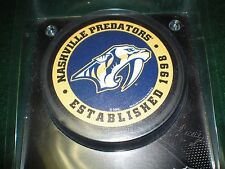 NHL Nashville Predators Puck Nip