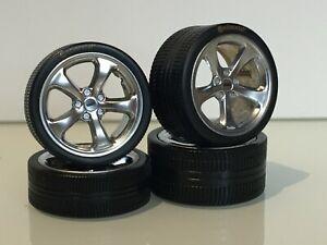 Scale 1:18 Porsche TechArt wheels wirth Continental tyres Hotworks 1:18