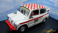 Vintage 1:18 Revell FIAT 500 Cinquecento 1957 Abarth 1000 CT Toy Car R.Koster