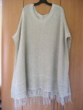 Autumn Regular Size Jumpers & Cardigans Poncho for Women
