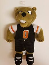 Oregon State University Benny Mascot stuffed animal