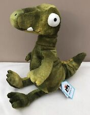 NEW Jellycat Alan Alligator Soother Soft Toy Baby Comforter Green BNWT