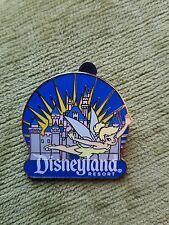 Disneys Tinker Bell Celebrate Everyday Sleeping Beauty's Castle Starter Pin