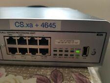 Alcatel CS-2 Call Server Processing Unit 3EH73013ABJC + SLANX4