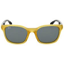 Ray-Ban Active Yellow Grey Mirror Unisex Sunglasses