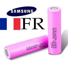 par 1 PILE 100%  2600mAh Battery  Samsung Rechargeabl ICR 18650 - 26 J Original