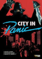City In Panic (the Aids Murders) [New DVD]