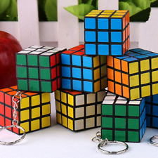 3cm Magic Cube Rubics Game Cube Magic Cube Rubiks Cube Puzzle Keyring Keychain