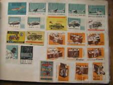 540 Match Matchbox labels USSR RUSSIAN СССР
