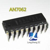 2pcs AN7062 AN 7062 DIP-18 Power Amplifier IC