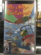 Me & My Katamari (Sony PSP, 2006) Original Factory Sealed