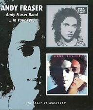 Andy Fraser - Band in Your Eyes 2on1 CD Sharks