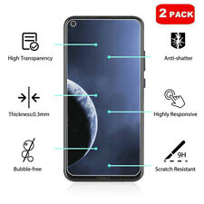 2-Pack For Nokia 6.2 9H Clear Tempered Glass Screen Protector