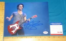 PSA DNA Certified Authentic Kevin Jonas signed/autographed 8x10 Color Photo  #2
