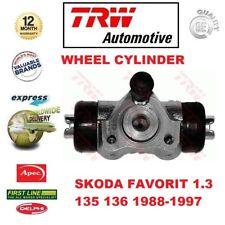 Für Skoda Favorit 1.3 135 136 1988-1997 1x Hinterachse Radbremszylinder