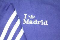 Adidas Originals I love MADRID Real Madrid Limited edition jacket track top L