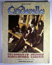"CINDERELLA ""HEARTBREAK STATION"" BAND SCORE JAPAN GUITAR TAB"