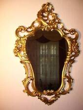 Miroirs dorés pour la décoration intérieure