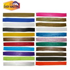 Bass Jig Skirt Tabs / Silicone Material 8801 Standard Bulk Ships 4rm California