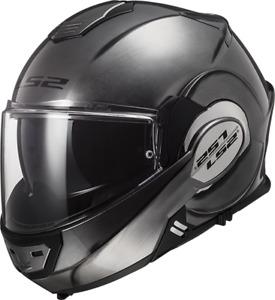 LS2 FF399 Valiant Flip up Helmet Integral Atv Quad Scooter Motorcycle