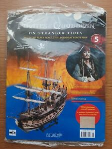 Hachette Pirates of the Caribbean Build the Black Pearl Pirate Ship issue 5