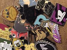 DISNEY PINS 5000 pin MIXED LOT FREE SHIPPING           GET YOUR TRADE ON