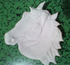 BISON BUFFALO READY 2 PAINT WESTERN ANIMAL CERAMIC BISQUE 7.25 inch hand made