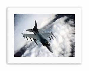 MILITARY AIR PLANE FIGHTER JET NORWAY F16A FALCON Canvas art Prints