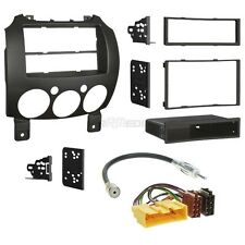 Mazda 2 FROM 08 1-Din Car Radio Installation Set Adapter Cable RADIO FACEPLATE