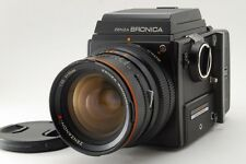 【Near Mint】Zenza Bronica SQ medium format camera +  50mm F/3.5 from Japan (047)