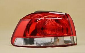 Rear tail light VW Volkswagen Golf VI MK6 2008-2012 Outer Left / Passenger Side