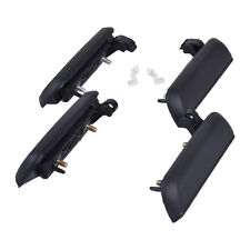 4xExterior Outer Door Handle Set Kit Fit for Toyota Tercel 1995-1998 69230-16090