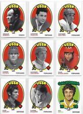 Rick Smith California Golden Seals 2009-10 ITG 1972 The Year in Hockey #101