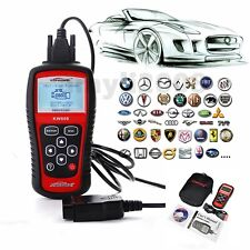 KW808 OBD2 OBDII Auto Scanner Code Reader Car Check Engine Fault Diagnostic Tool