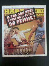 HARA KIRI n° 205 octobre 1978 ( Choron, Wolinski, Reiser, Cabu, Cavanna ...)