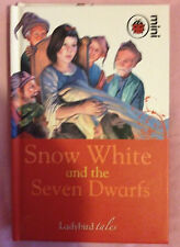 Ladybird Hardback Book - Well Loved Tales: Snow White and the Seven Dwarfs