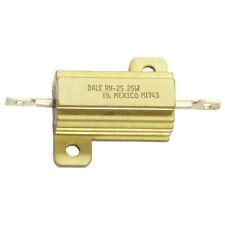 Dale RH series wirewound resistor, 25 Ohms, 25 watt, 1%